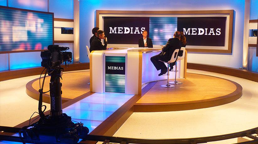 PRESSE : Médias le magazine